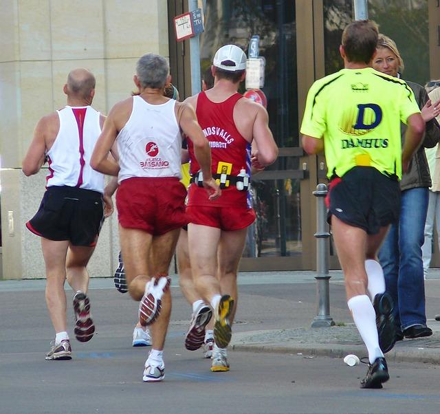 Jak začít běhat po čtyřicítce