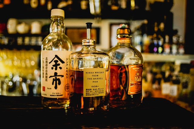Japonská whisky